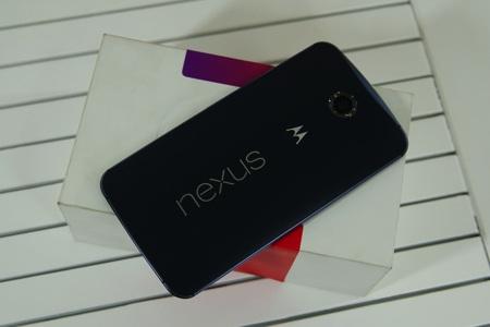 Mở hộp Nexus 6
