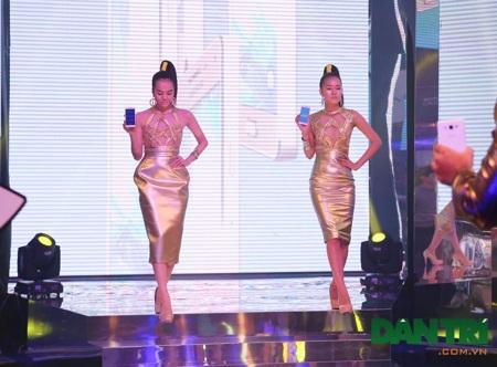 Những màn trình diễn trong đêm giới thiệu Galaxy A tại Việt Nam