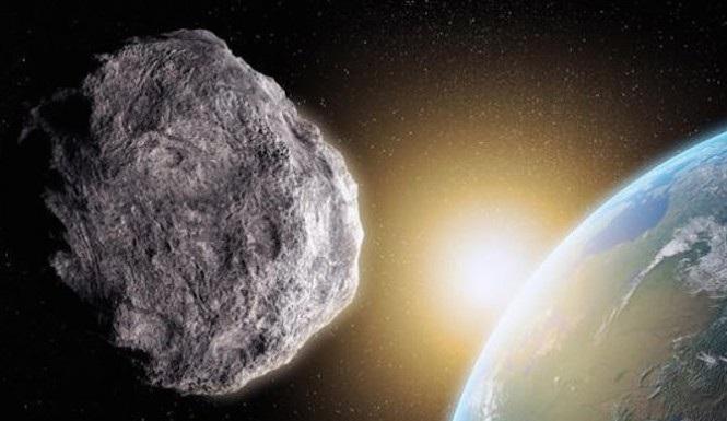Hôm nay, tiểu hành tinh sẽ bay ngang Trái đất ở cự li gần