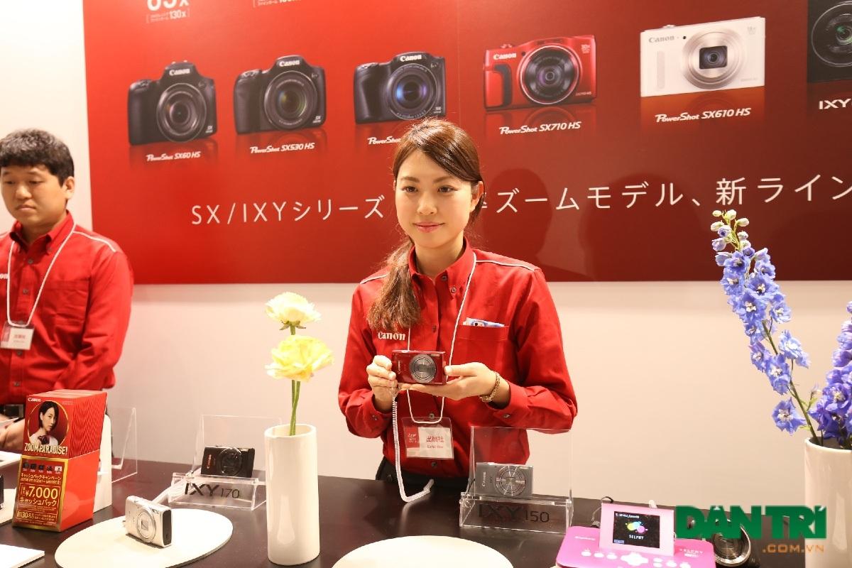 Và những dòng máy compact hoàn toàn mới của đại diện Nhật Bản trong triển lãm năm nay