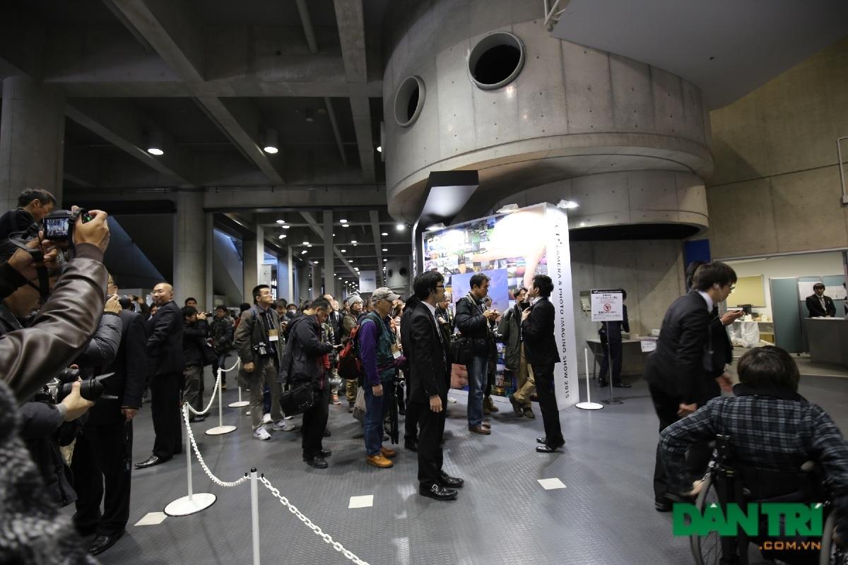 Sự kiện thu hút đông đảo các phóng viên đến từ các nước trên toàn thế giới