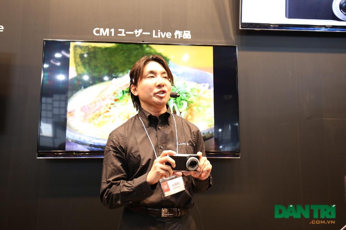Panasonic mang đến các dòng sản phẩm máy ảnh Lumia mới
