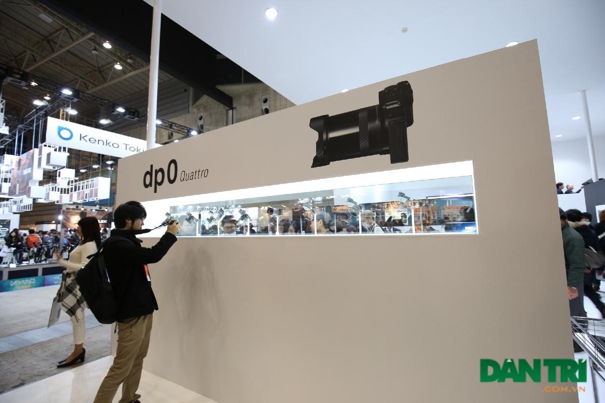 Dòng sản phẩm Quattro DP0 đến từ nhà sản xuất Sigma