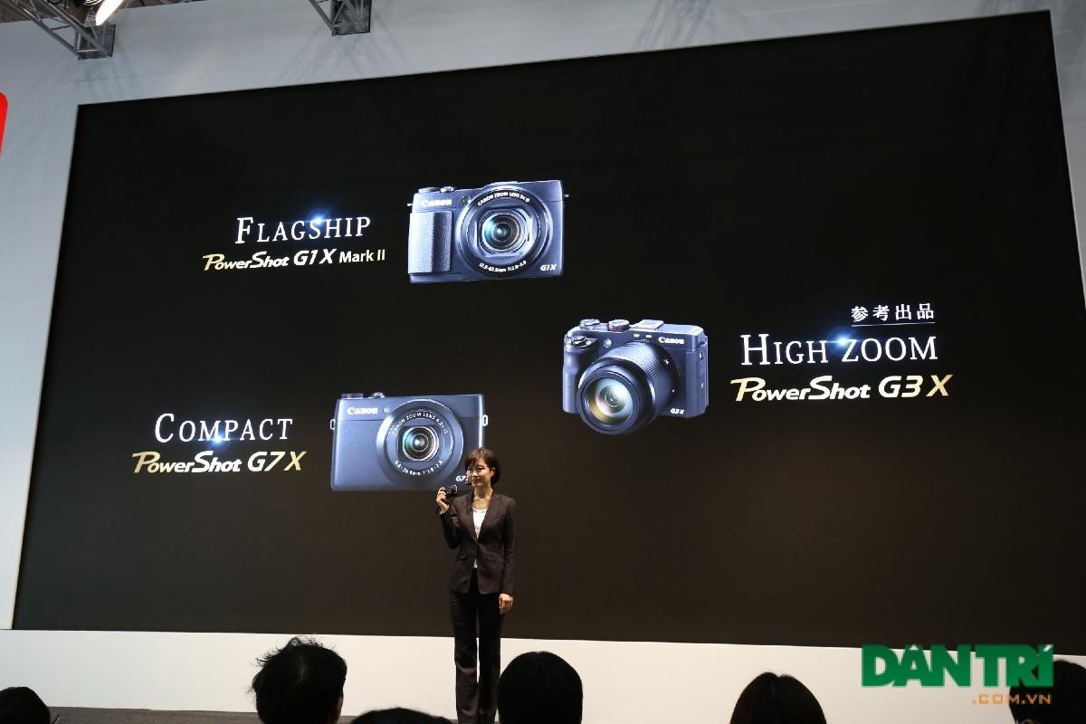 Canon còn tung ra loạt sản phẩm ấn tượng khác bên cạnh 5Ds và 5Dsr