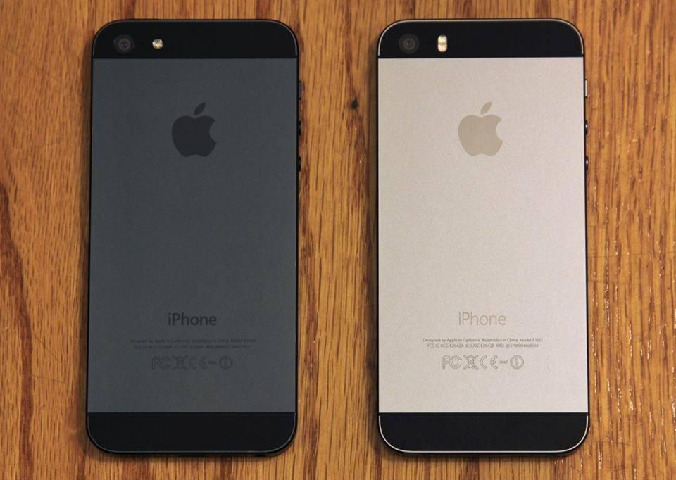 iPhone 5 và 5s được thay vỏ như mới, khó để phân biệt