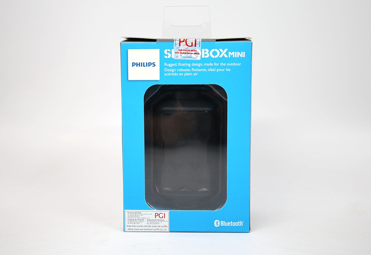 Hộp đựngPhilips SHOQBOX mini BT2200