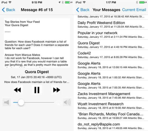 Đây là một cách mới mẻ để trả lời tin nhắn thật nhanh chóng.