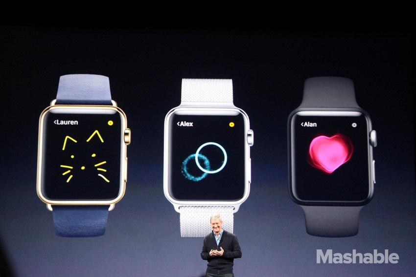 Apple Watch có nhiều mẫu dây để người dùng lựa chọn