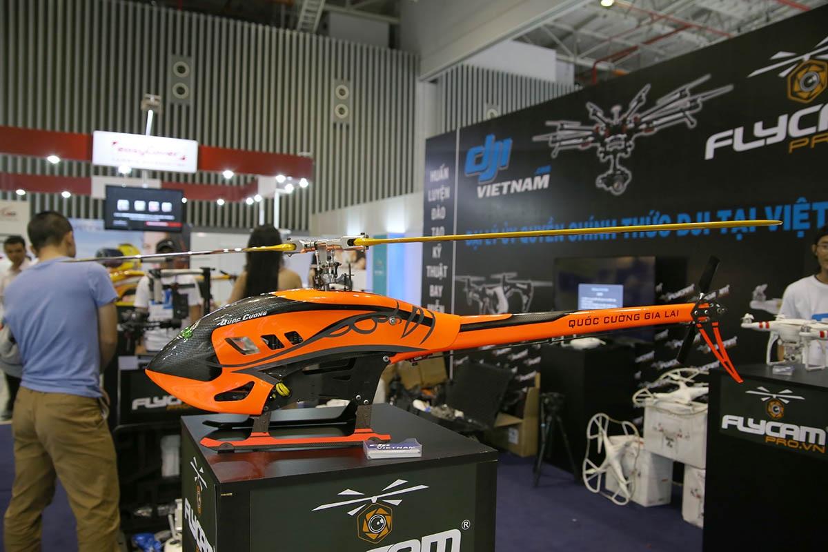 Những mô hình máy bay tích hợp camera thu hút sự quan tâm của người dùng