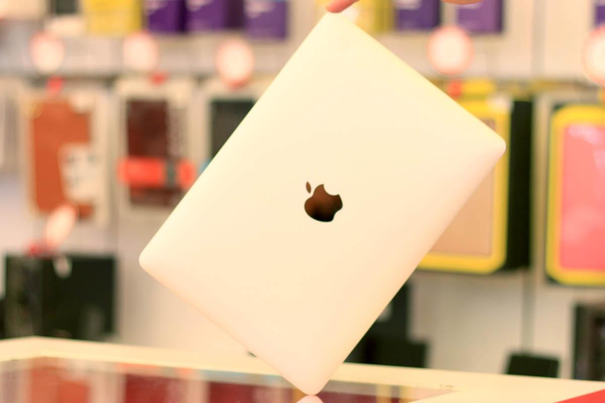 Macbook 12 inch phiên bản vàng