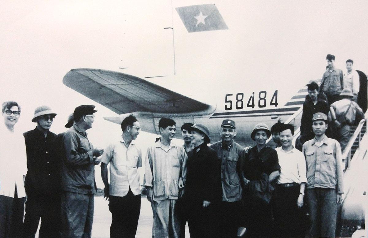 Tiểu sử của Đồng chí Nguyễn Văn Linh (1915-1998)