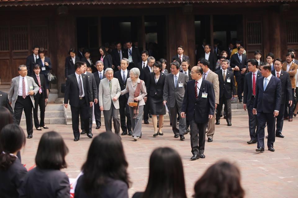 Cuộc gặp giản dị, xúc động của Nhật hoàng với cựu du học sinh Việt Nam - 4