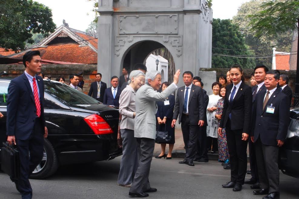 Cuộc gặp giản dị, xúc động của Nhật hoàng với cựu du học sinh Việt Nam - 9