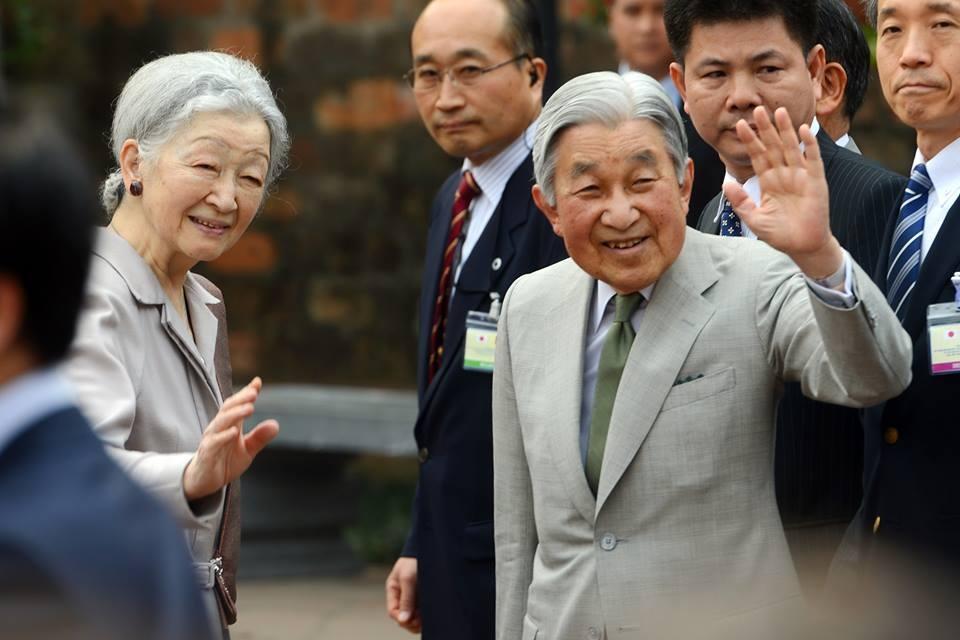 Cuộc gặp giản dị, xúc động của Nhật hoàng với cựu du học sinh Việt Nam - 7