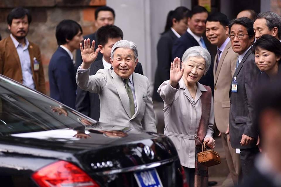 Cuộc gặp giản dị, xúc động của Nhật hoàng với cựu du học sinh Việt Nam - 8