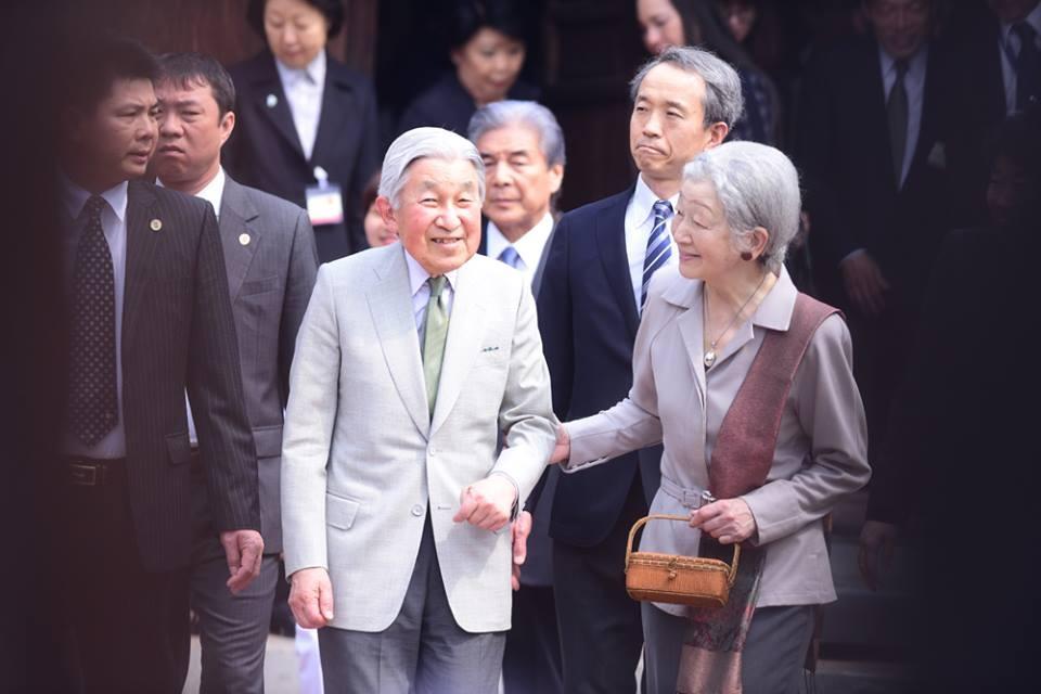 Cuộc gặp giản dị, xúc động của Nhật hoàng với cựu du học sinh Việt Nam - 5