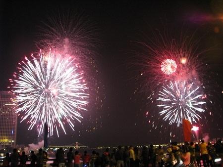 Đà Nẵng sẽ bắn pháo hoa kỷ niệm 20 năm trực thuộc thành phố trung ương