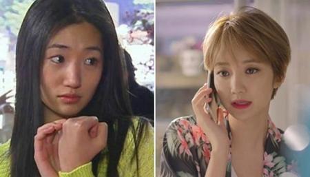 """""""Biểu tượng thời trang"""" của xứ sở kim chi thực sự """"tỏa sáng"""" với mái tóc ngắn dễ thương và đầy cá tính trong bộ phim truyền hình mới nổi gần đây, """"She was pretty"""". Dù phải cắt bỏ mái tóc dài đã gắn bó bao lâu nay nhưng hình tượng mới của Go Jun Hee thực sự khiến trái tim các fan phải """"tan chảy""""."""
