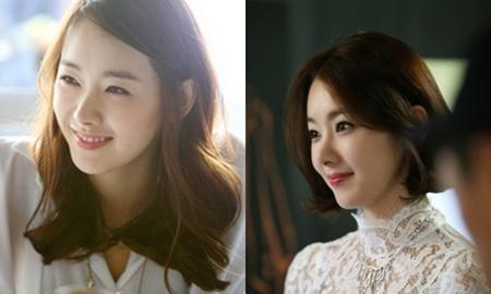 Nữ diễn viên 31 tuổi trông rất xinh đẹp với mái tóc ngắn. Kể từ khi cắt tóc, sự nghiệp của So Yi Hyun cũng có nhiều bước tiến lớn.