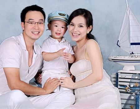 Hoa hậu Thùy Lâm và tổ ấm hiện tại của mình