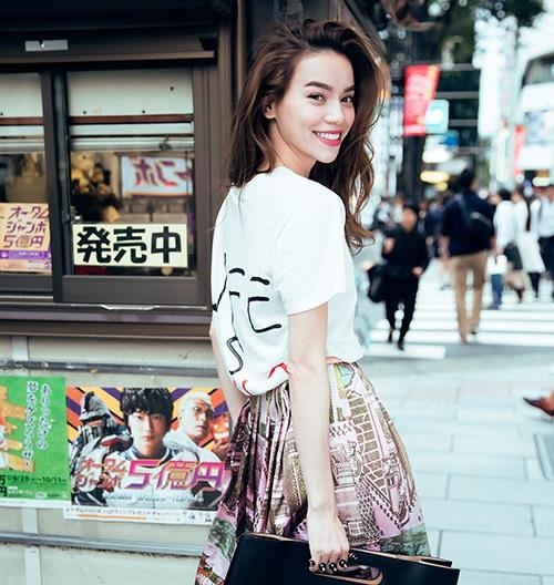 Hồ Ngọc Hà gây ấn tượng mạnh tại Nhật Bản - 4