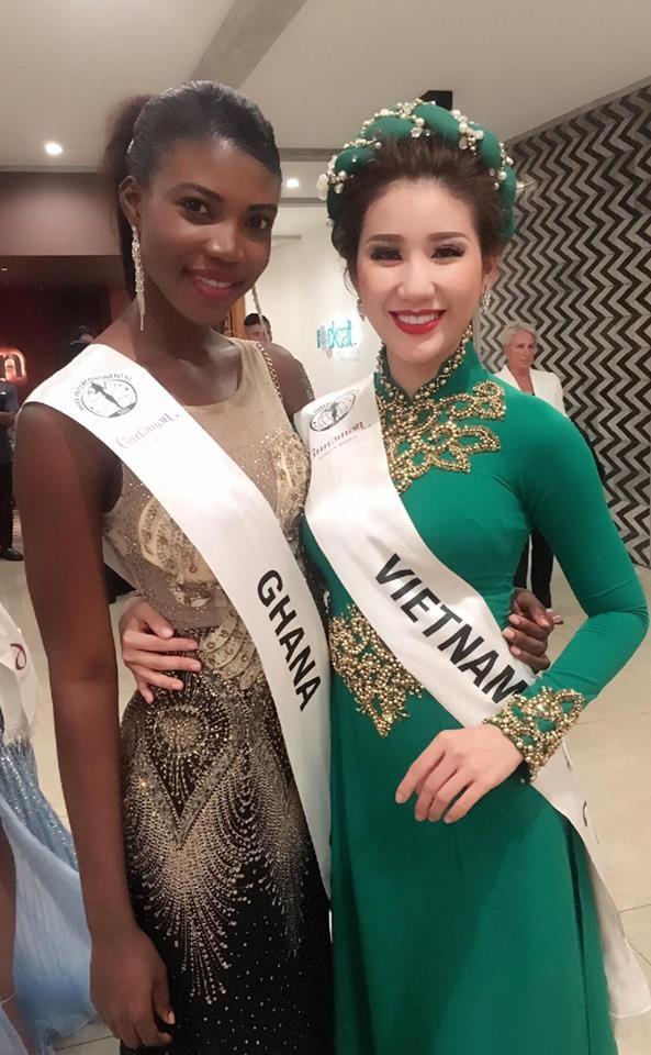 Bảo Như hé lộ trang phục truyền thống trước đêm chung kết Hoa hậu Liên lục địa - 11