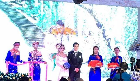 Ở tuổi tứ tuần, diễn viên Cao Minh Đạt bất ngờ cưới vợ - 1