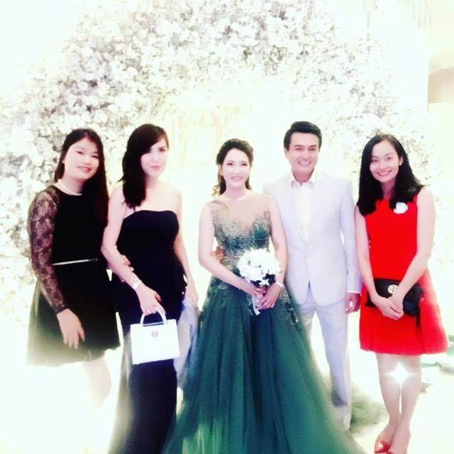 Ở tuổi tứ tuần, diễn viên Cao Minh Đạt bất ngờ cưới vợ - 3