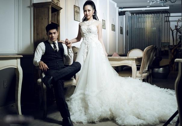 Hình ảnh ngày càng xinh đẹp và rạng rỡ của giọng ca gốc Nghệ An.