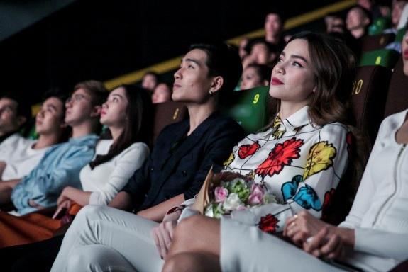 Hồ Ngọc Hà thân thiết cùng Lan Khuê ra mắt phim ngắn đầu tay - 8