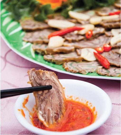 Sài Gòn cuối tuần: Món ăn miền cao giữa lòng Sài Thành - 3