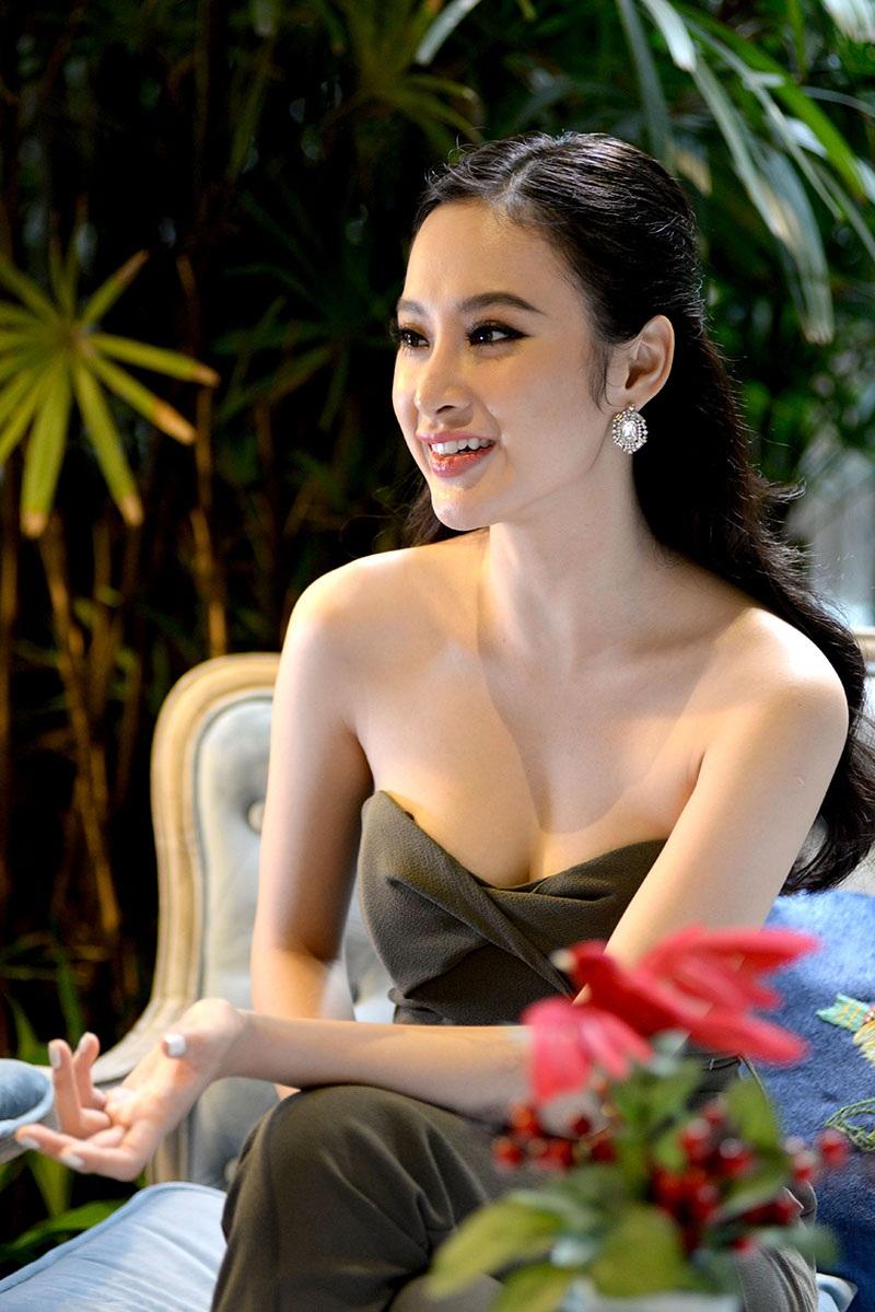 """Angela Phương Trinh: """"Tôi đang đợi một lời tỏ tình"""" - 8"""