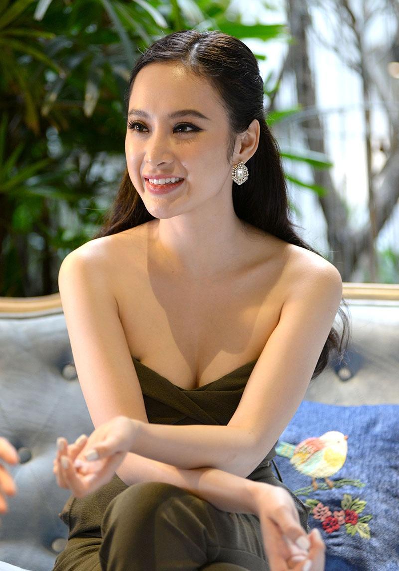 """Angela Phương Trinh: """"Tôi đang đợi một lời tỏ tình"""" - 6"""