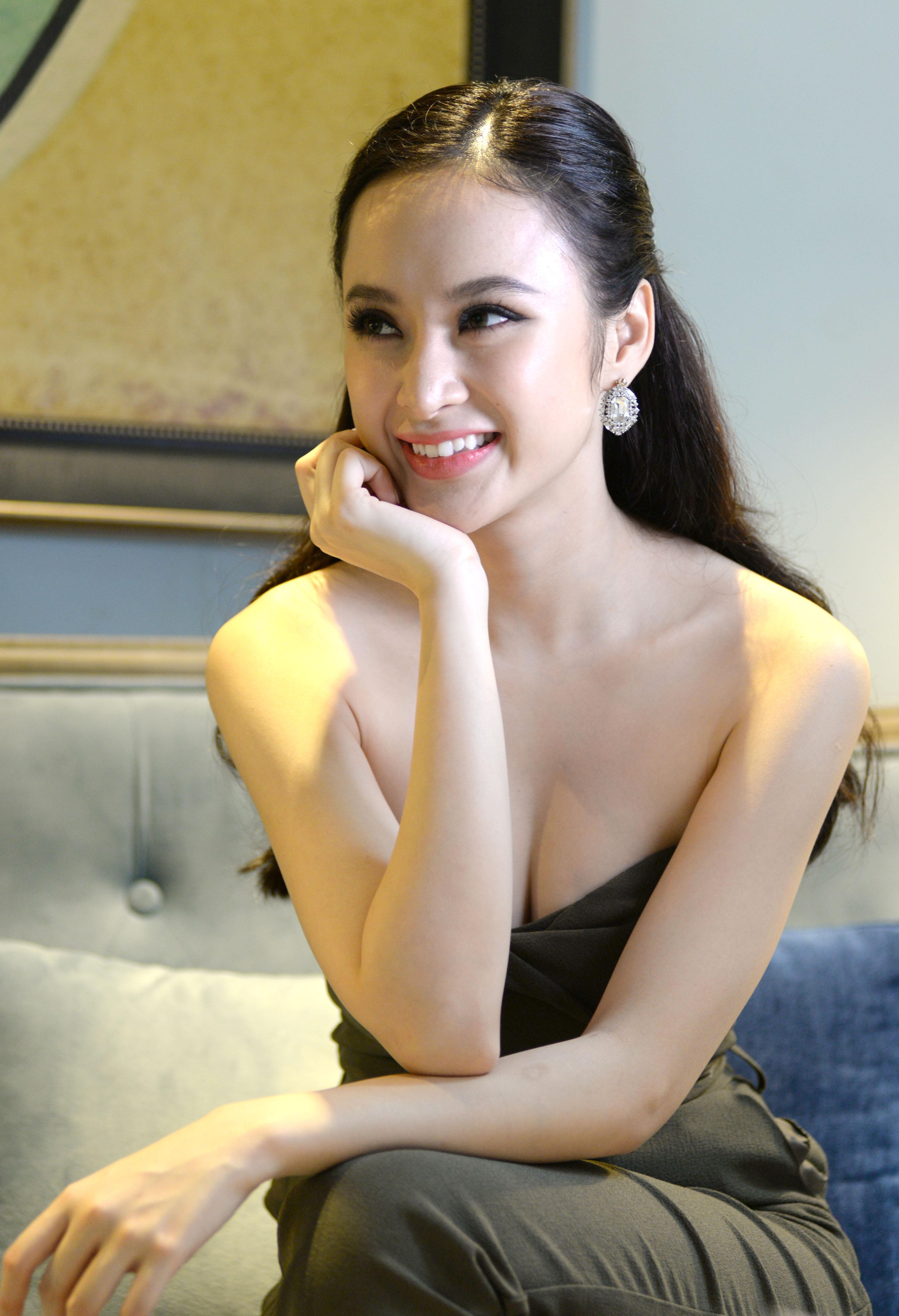 """Angela Phương Trinh: """"Tôi đang đợi một lời tỏ tình"""" - 5"""