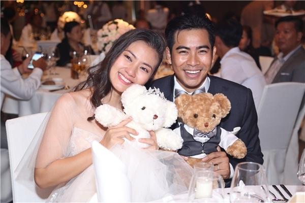 Trải qua bao sóng gió trong sự nghiệp và tình duyên, cuối cùng Ngọc Lan đã đạt được hạnh phúc mà mình mong mỏi bấy lâu khi chính thức kết hôn cùng diễn viên Thanh Bình.