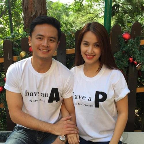 Hiện tại Tú Vi và chồng kết hợp cùng nhau để phát triển sự nghiệp phim ảnh ở vai trò nhà sản xuất.