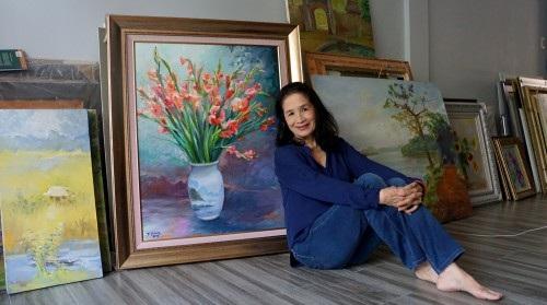 Hiện ở tuổi ngoài 70, NSND Trà Giang sinh sống tại quận 3, TPHCM. Bà lấp đầy khoảng trống khi cô đơn bằng niềm vui hội họa. Những lúc rảnh rỗi, bà lại vẽ tranh sơn dầu và rút ra hoàn toàn không tham gia vào hoạt đồng phim ảnh từ nhiều năm qua.