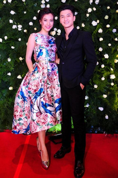 """Huỳnh Anh và bạn gái MC Hoàng Oanh đã chính thức """"đường ai nấy đi"""" sau 3 năm yêu nhau khá mặn nồng."""