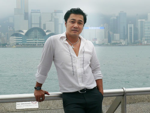 """Ở độ tuổi tứ tuần, nam tài tử của màn ảnh Việt giờ trở nên """"phát tướng"""" hơn xưa rất nhiều."""