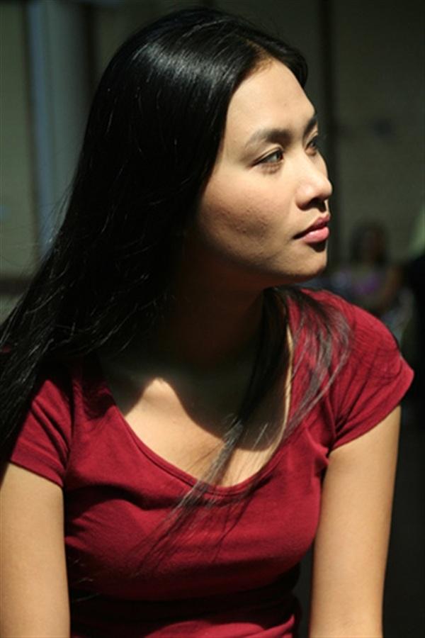 """Có thể nói Nguyệt là nhân vật gây ấn tượng khó quên nhất đối với khán giả cũng như Thu Hương trong phim """"Phía trước là bầu trời""""."""