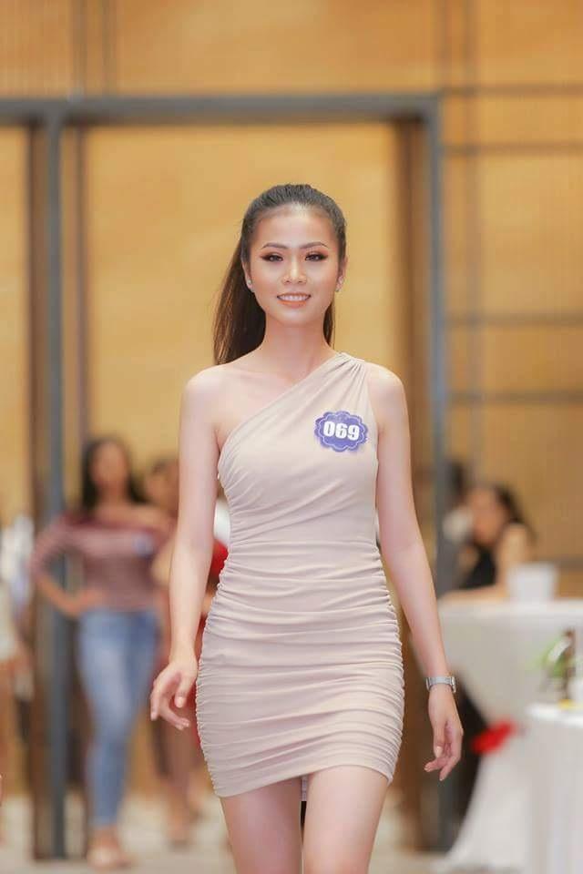 Nguyễn Thị Kim Ngọc sinh năm 1999 đến từ Tiền Giang. Từ đầu cuộc thi, cô không tạo được nhiều ấn tượng với khán giả bởi nhan sắc chưa thật sự nổi bật so với 79 thí sinh còn lại.