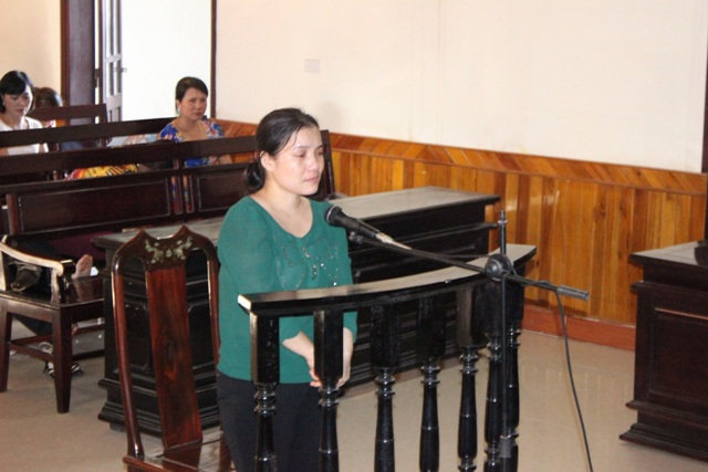 Từ giáo viên dạy giỏi Nguyễn Thị Mai đã từng bước trở thành trùm lừa đảo với khoản vay hàng tỷ đồng.