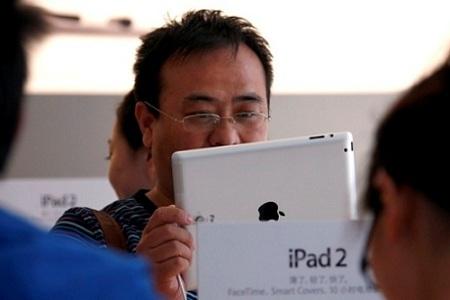 """Apple kiện ngược đối thủ Trung Quốc tội """"nói xấu"""" iPad - 2"""