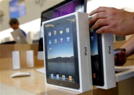 """Nhiều thành phố Trung Quốc nói """"không"""" với iPad  - 1"""