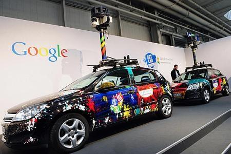 Google, Apple lại gặp rắc rối với dịch vụ Street View - 1