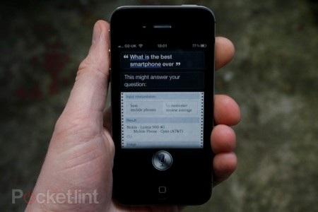 Apple dạy lại Siri để trả lời iPhone là số một?