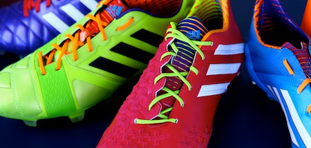 Bộ sưu tập giày bóng đá Samba