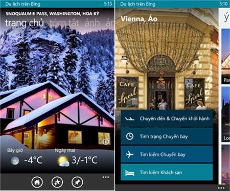 Những ứng dụng miễn phí mới sáng giá trên Windows Phone