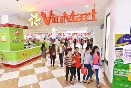Hệ thống Oean Mart được đổi tên thành VinMart.