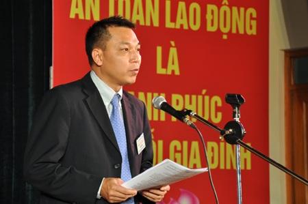 Tân Tổng giám đốc EVN Đặng Hoàng An.